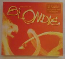 BLONDIE ~ The Curse Of Blondie ~ CD ALBUM & CARD OUTER SLEEVE
