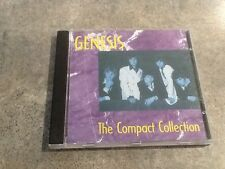 Genesis The Compact Collection Cd 17 Tracks Early