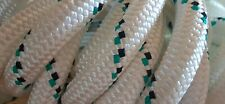 """9/16 """" x 90 ft.  Double Braid Industrial/Rigging Rope. Polyester/HMPE 18,000 lb."""