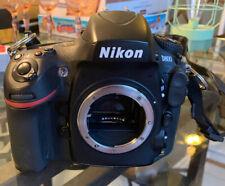 Used Nikon D800 Digital Camera