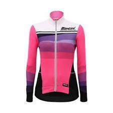 Abbigliamento rosa per ciclismo Donna taglia XXL