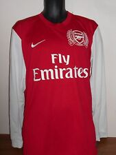 Arsenal Home Shirt (2011/2012) Long Sleeves large men's New Without Tags #718