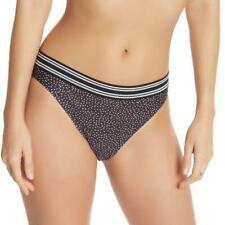 Next XS women's Stardust Alignment black & white Retro Bikini Bottoms NWT $48