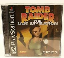 Tomb Raider The Last Revelation Playstation Ps1 Complete