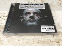 RAMMSTEIN  SEHNSUCHT  AUSTRALIAN TOUR  2 X CD 1997 (MOTOR)  rare  TILL LINDEMANN
