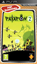 Videogame Patapon 2 Essentials PSP