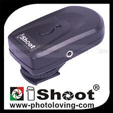 iShoot PT-04 Sans fil Transmetteur pour déclencheur de Flash trigger Canon Nikon