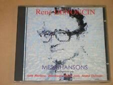 CD RARE / RENE DENONCIN / MES CHANSONS / TRES BON ETAT