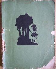 Павел Нилин ЧЕРЕЗ КЛАДБИЩЕ Partisan Story Soviet Literature Russian Book 1962