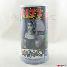 Kiss Minimates Ace Frehley single figure in tube packaging by Art Asylum 2002