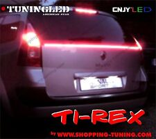 BANDE TI-REX LED ROUGE LOOK 3eme FEUX STOP HUMMER H1 H2 H3