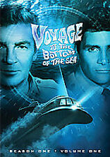 Voyage To The Bottom Of The Sea - Series 1 - Complete (DVD, 2011, 9-Disc Set)