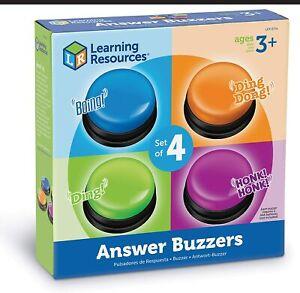 Botones de Respuesta-Answer Buzzers