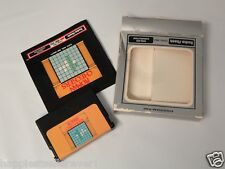 Tandy TRS80 Complete Roman Checkers Video Game Computer System Console