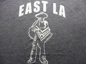 Large East LA  T Shirt