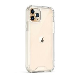 For iPhone 11 Pro Bumper Case TPU Air Cushion Protection Slim Cover Clear