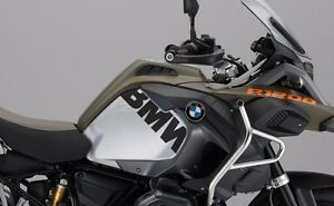 BMW R1200GS LC Adventure BMW Side tank stickers (Black Matte)