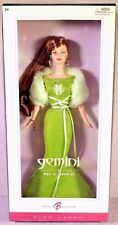 BARBIE ZODIAC GEMINI NRFB - PINK LABEL new model doll collection Mattel
