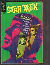 Star Trek #7 ~~ Voodoo / Gold Key Comics ~~ (5.0) WH