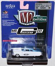 M2 MACHINES 2019 AUTO DRIVERS MR. GASKET CO. 1949 MERCURY CUSTOM R42