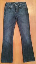 Joe's Jeans MUSE size 25 x 31 Dark Wash Stretch