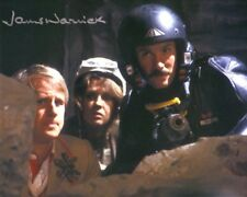 Doctor Who Autograph: JAMES WARWICK (Earthshock) Signed Photo
