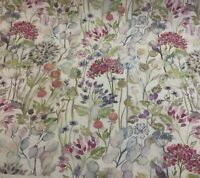 VOYAGE MAISON Hedgerow Linen Floral Fabric,Upholstery/Curtains/Blinds/Cushions