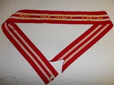 st467 US Army Flag Streamer War Of 1812 MC HENRY 1814