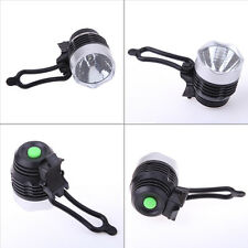 800LM 3W Waterproof LED Bicycle Lamp Bike Light Headlight Cycling Torch Headlamp
