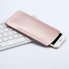 Luxury Ultra-thin PU Leather Case Cover Sleeve Pouch Bag for iPhone 7 6s/ 7 Plus