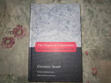 The Origins of Corporations: Mills of Toulouse, Sicard, 2015, Business, Yale, HC