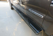 Black Nerf Bar Steps For 15-20 Ford F-150 F-250 F-350 F-450 F-550 Super Duty