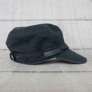 Burberry Baby Boys Girls Black Cap Hat Size 46 Cotton