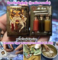 Thai Amulet Hypnotize Love Charm Pendant Attract Spell Talisman Erotic AjTonrak