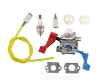 Carburetor For Poulan FL1500 FL1500LE Gas Leaf Blower Zama C1U-W12B Carb