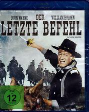 Der letzte Befehl - John Wayne - Blu-ray - neu & ovp