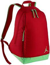 Nike Air Jordan Jumpman School Backpack 658396-614 Red Green Rare Gym