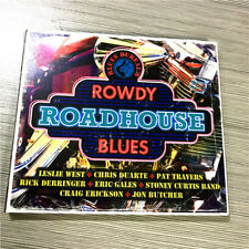 Rowdy Roadhouse Blues BB 2072-2 US CD Sealed New H1-1F