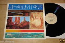 KPM LIBRARY MUSIC LP 1288 1289 ~ FOUNDATIONS ~ DICK WALTER