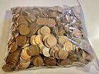 1500+ pre 1997 Canadian Copper Pennies 98% Pure Copper Bullion lot 10 lbs. BIN