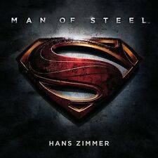 Hans Zimmer - Man of Steel (Score) (Original Soundtrack) [New CD] Brilliant Box