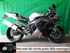 Ricambi moto usate forcella cupolino strumentazione Yamaha YZF R1 5PW 2002 2003