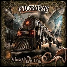PYOGENESIS - A Century In The Curse Of Time CD