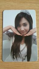 SNSD Girls' Generation Yuri Mr. Taxi Album Official Photocard