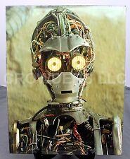 """Star Wars EP1 Phantom Menace 11""""x14"""" C-3PO w/o Gold Robo-Skin Poster #183-003 99"""