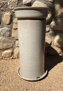 Earthgender David Cressey Robert Maxwell Architectual Pottery Planter Vintage CA