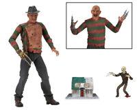 Neca à Nightmare On Elm Street 3 Dream Warriors Freddy Kruger 17cm Figurine