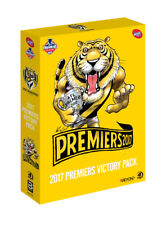 NEW AFL 2017 Premiers Victory Pack : Richmond Tigers (DVD, 4-Disc Set) Final