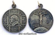 Médaille Papale-VATICAN. Anno Santo MCMXXXIII. Pius XI°. 1933. Argenté