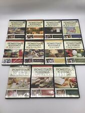 Homestead Blessings DVD Set of 11 The West Ladies - NEW/Used